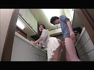 Japanese Mom Seduces the Boys - MrBonham asian japanese straight video