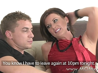 Mom xxx: working MILF wife gets fucked hd milf straight video
