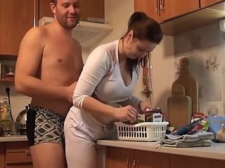 busty czech amateur fucking around the house by eliman amateur big tits czech video