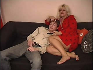 Russian mom and not her son big tits russian milf video