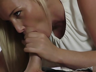 Mommy fucks her son for the very first time!!! Mommas boy with Kathia Nobili. PART 1 blowjob hd milf video