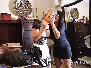 Maid Caught Stealing - Bondage Scene amateur american bdsm video