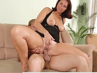 Demi Mature Sex anal big clit blowjob video