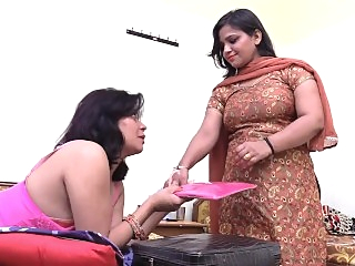 Indian Desi Lesbian Milf Aunties milf mature indian video