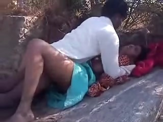 Adorable sex bhabi gets crammed heavily outdoors amateur indian straight video