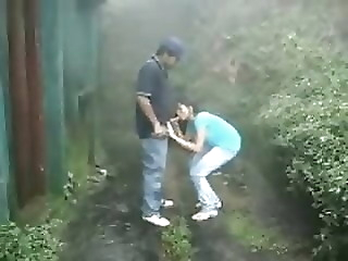 British Indian couple fuck in rain storm at hill station amateur voyeur indian video