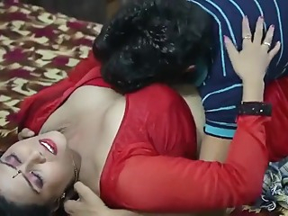 Savita Bhabhi Hot Video with Young Boy indian milf straight video