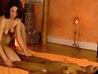 Lesbian Relaxing Massage asian hd indian video