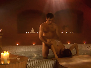 Bold Sexuality On Display In Asia brunette erotic hd video