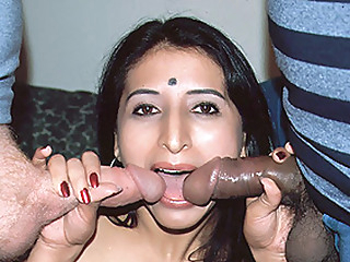 Gupet in New delhi nymphos scene 1 brunette facial hardcore video