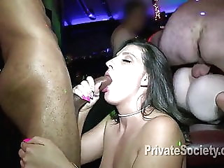 Private Society Member Party JULY 2020 anal mature facial video