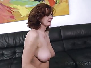 Fucking Mom Some More hardcore mature redhead video