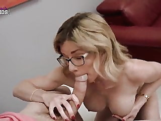 Young boy fucke his sexy step mom blonde blowjob cumshot video