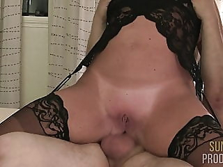 Cheating Slut Wife Fucks Bull, Part 2 anal milf hd videos video
