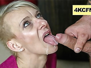 Granny Can't Be Left Unsupervised Without Sucking a Cock amateur blowjob hardcore video