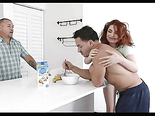 Step brother fucks sister big ass blowjob fingering massage video