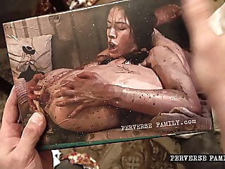 Perverse Family - X-Mas Day Massacre hardcore upskirt handjob video