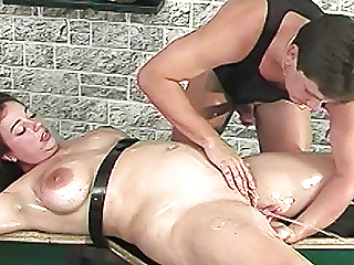 oiled bbw stepsister squirting anal blowjob bbw video