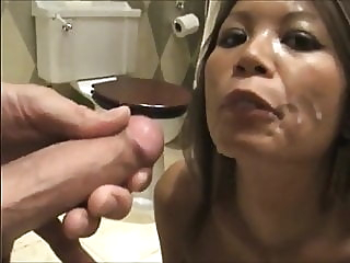 Amateur Cum & Facial Compilation 96 amateur cumshot facial video