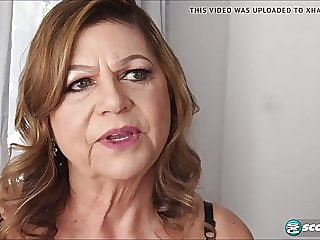 Olgas mature granny lingerie video
