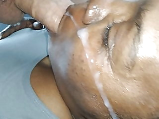 (Facial) SHE GETS BLASTED!! blowjob cumshot facial video