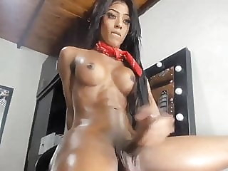 Even more gorgeous gurls big cock (shemale) big tits (shemale) masturbation (shemale) video