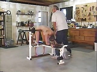 Joanne bdsm spanking  video
