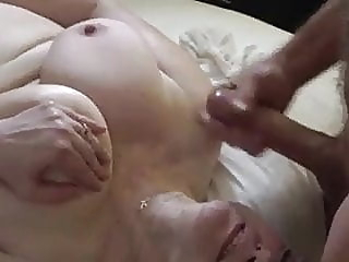 Beautiful Chubby Mature Wife Fucked Very Well blowjob bbw cumshot video