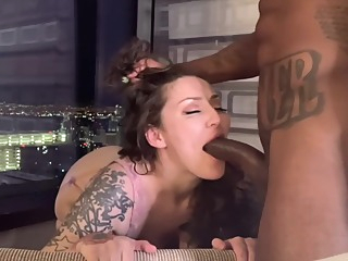 Pressure Vs Inked Up Pawg Ofenelle Having Real Sex In A Las Vegas - Elle Panda amateur big ass big cock video
