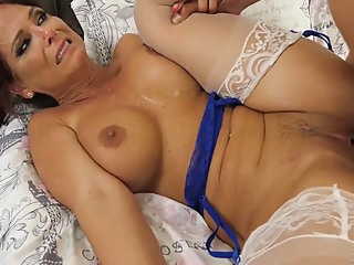 Milf Bbc amateur big cock blonde video