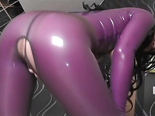 Latex Unter Dem Alltagsoutfit amateur brunette fetish video