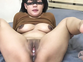 Slut Wife Waits For Cum Twice By Me To Get Pregnant (สาวใnญ่รอu้ำ) amateur big tits brunette video