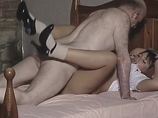 FC 429 Family Fun 4 amateur british stockings video