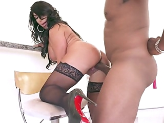Jules Jordan -Dredd Vs Milf Raven Hart 2017 1080p blowjob facial hd video