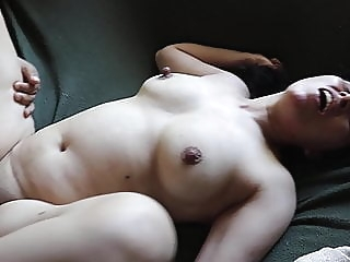 My wife exposed amateur brunette milf video