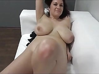 MILF with Big Tits on Casting after WORK blowjob milf pov video