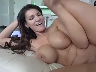 Sticking up for Stepmom MILF big ass big cock big tits video