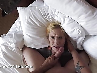 Son Takes What Mom Won't Give Him - Extended Preview blonde blowjob hardcore video