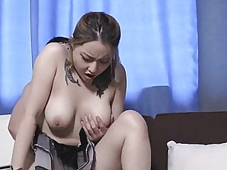 my korean GF asian blowjob handjob video