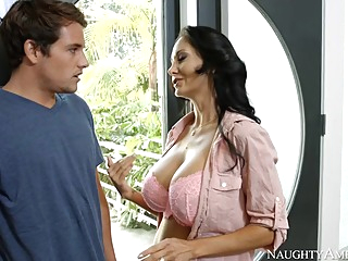 Ava Addams & Tyler Nixon in My Friends Hot Mom big butt big tits blowjob video