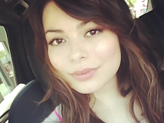 Miranda Cosgrove jerk off challenge celebrities   video