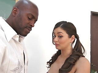Allie haze teens hd brunette video