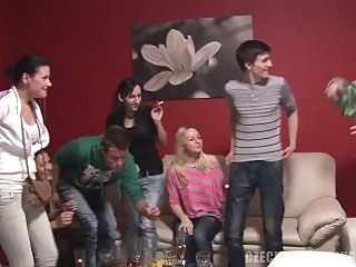 amateur homemade party swingers   video