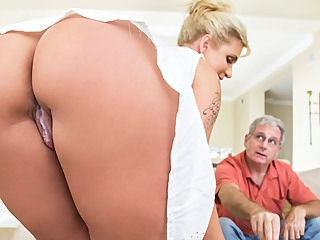 Ryan Conner & Bill Bailey in Take A Seat On My Dick - Brazzers big ass big tits blonde video