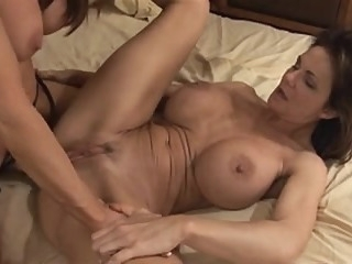 Deauxma and Bibette Blanche strapon mature straight video