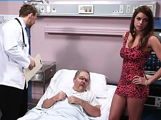 The Candy Striper, Scene 2 pornstar hd blowjob video