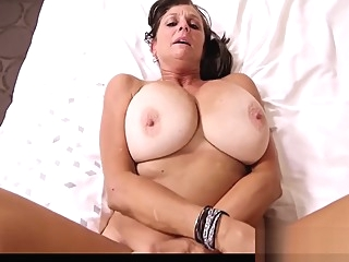 Acrobatic Step Mommy Darla Fucking Cool Touching Stepson anal big tits cumshot video