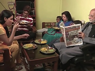 Indian Bhabhi Romance And Fucks His brother in Law babe blowjob group sex video