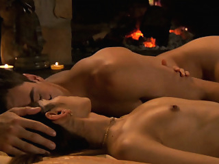 Pussy Licking Moment For A Deep Arousing Feeling Moment brunette fingering hd video