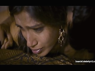 Freida Pinto - Trishna blonde celebrity brunette video